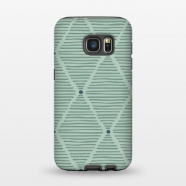 Galaxy S7  Sketch Lines by TracyLucy Designs