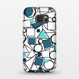 Galaxy S7  Geometric by Dunia Nalu