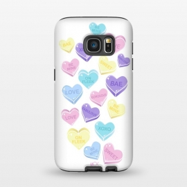 Galaxy S7  Heart Candy by M.O.K.