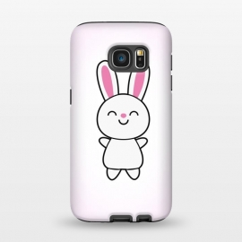 Galaxy S7  Cute Rabbit Bunny by Philipp Rietz
