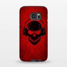 Galaxy S7  Skull by Philipp Rietz