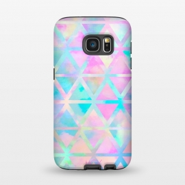 Galaxy S7  Pastel Aztec by M.O.K.