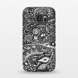Galaxy S7  B&W Hand made by Eleaxart ()