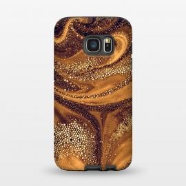 Galaxy S7  Molten Core by Eleaxart ()