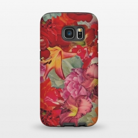 Galaxy S7  Vintage Flowers by Eleaxart ()