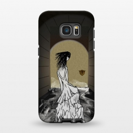 Galaxy S7 EDGE  Ghost in the Hallway by Amy Smith ()