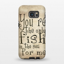 Galaxy S7 EDGE  You´re the only fish in the sea by Nicklas Gustafsson ()