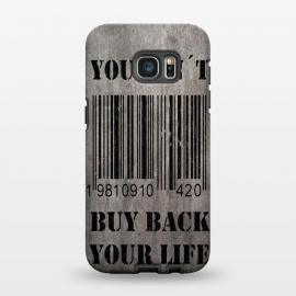 Galaxy S7 EDGE  You can´t buy back your life by Nicklas Gustafsson ()