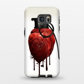 Galaxy S7 EDGE  Heart Grenade by Nicklas Gustafsson ()