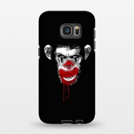 Galaxy S7 EDGE  Evil Monkey Clown by Nicklas Gustafsson ()