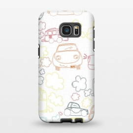 Galaxy S7 EDGE  Stitched Cars by MaJoBV ()