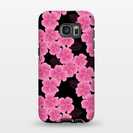 Galaxy S7 EDGE  Pinkon Black by Julia Grifol ()