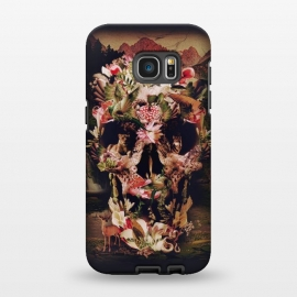 Galaxy S7 EDGE  Jungle Skull by Ali Gulec ()