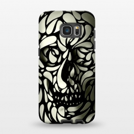 Galaxy S7 EDGE  Skull 4 by Ali Gulec ()