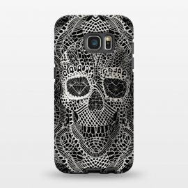Galaxy S7 EDGE  Lace Skull by Ali Gulec ()