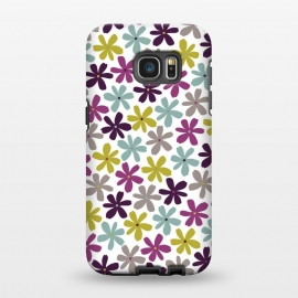 Galaxy S7 EDGE  Allium Ditsy by Rosie Simons ()