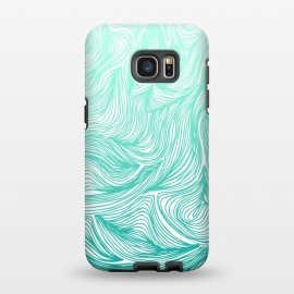 Galaxy S7 EDGE  Wool by Anchobee