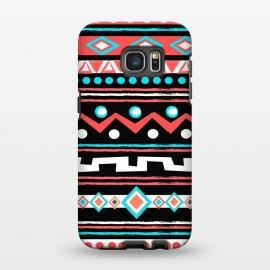 Galaxy S7 EDGE  Black Tipi by Nika Martinez ()