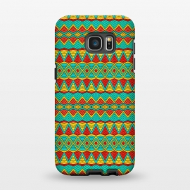 Galaxy S7 EDGE  Tribal Soul by Pom Graphic Design ()