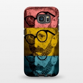 Galaxy S7 EDGE  Hipster Van Goghe by Josie Steinfort  ()