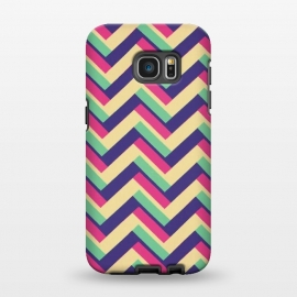 Galaxy S7 EDGE  3D Chevron by Josie Steinfort  ()