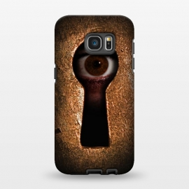 Galaxy S7 EDGE  Who is watching you by Nicklas Gustafsson ()