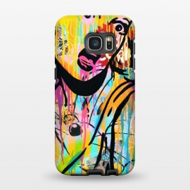 Galaxy S7 EDGE  Surprise kitty cat by Scott Hynd by Scott Hynd