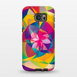 Galaxy S7 EDGE  Acid Blossom by Eleaxart ()