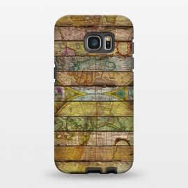 Galaxy S7 EDGE  AROUND THE WORLD IN THIRTEEN MAPS by Diego Tirigall ()