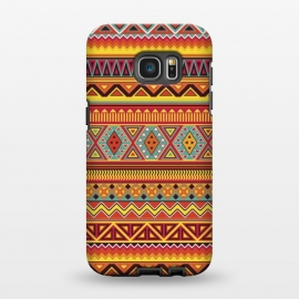 Galaxy S7 EDGE  AZTEC PATTERN by Diego Tirigall ()