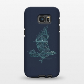 Galaxy S7 EDGE  Wind Up Bird by Jay Fleck ()