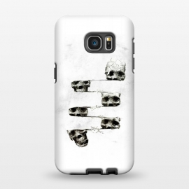 Galaxy S7 EDGE  Skull 3 by Ali Gulec