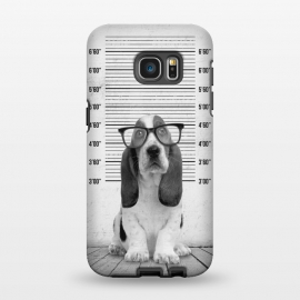 Galaxy S7 EDGE  Guilty Puppy by Sebastian Parra