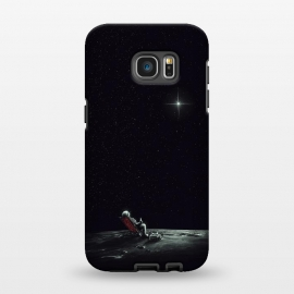 Galaxy S7 EDGE  Space Chill by Nicebleed
