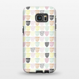Galaxy S7 EDGE  Scandi Doodle by Alice Perry Designs