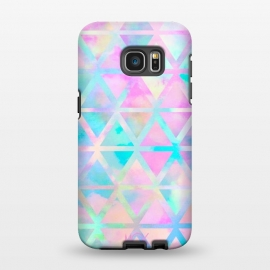 Galaxy S7 EDGE  Pastel Aztec by M.O.K.