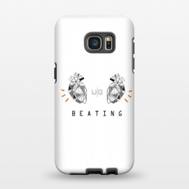 Galaxy S7 EDGE  Hearts Capicúa by W-Geometrics