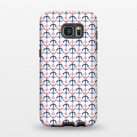 Galaxy S7 EDGE  Americana Anchor by TracyLucy Designs