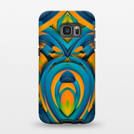 Galaxy S7 EDGE  Cross Heart by Eleaxart ()
