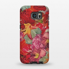 Galaxy S7 EDGE  Vintage Flowers by Eleaxart ()
