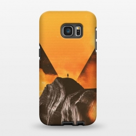 Galaxy S7 EDGE  Ghosts by Adam Priester