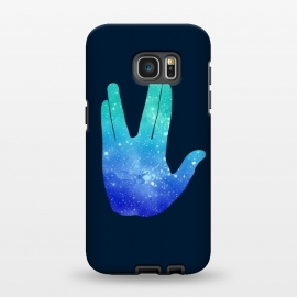 Galaxy S7 EDGE  Live long and prosper by Mitxel Gonzalez