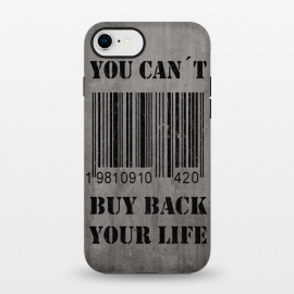 iPhone 8/7  You can´t buy back your life by Nicklas Gustafsson ()
