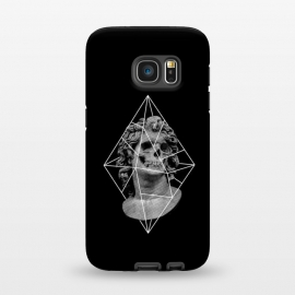 Galaxy S7  Alexander The Skeleton by Julien Missaire
