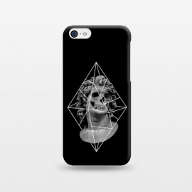 iPhone 5C  Alexander The Skeleton by Julien Missaire