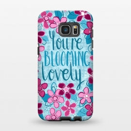 Galaxy S7 EDGE  Lovely Blossom by Kimrhi Studios