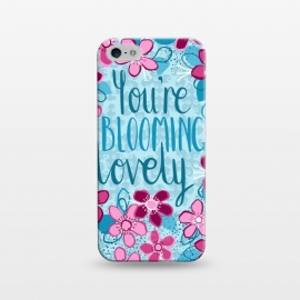 iPhone 5/5E/5s  Lovely Blossom by Kimrhi Studios