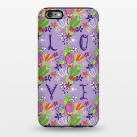 iPhone 6/6s plus  Spring Love by Kimrhi Studios