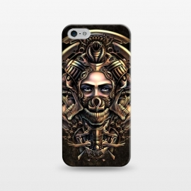 iPhone 5/5E/5s  Winya 35 by Winya (horror,skull,crests,magic,sorcerous,witching,wizard,ghost,death,voodoo,black magic,women,skeleton,eyes,symbol,sign,dead,metal,rock,egypt,bone,fang,canine,feather,amulets,charm,exorcist,evil,devil,mayan,wtf,tattoo,art line,nice,beautiful,great,awesome,black white,pharaoh,queen,fantasy,fighter,soldier)