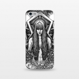iPhone 5/5E/5s  Winya 41 by Winya (cute,horror,tv pop culture,women,blood,skeleton,bone,cruel,girl,sexy,pinup,reborn,hipster,space,art line,nice,galaxy,cosmic,nature,earth,andromeda,popular,baroque,line work,pretty,sacred geometry,biker,rocker,death metal,dead,fun,geometry,modern,sacred,nude,day of the dead,skull,demon,goddess,fairy,)